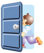 家族で取り組む防犯対策